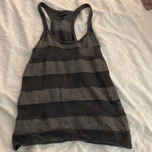 tank top sweater